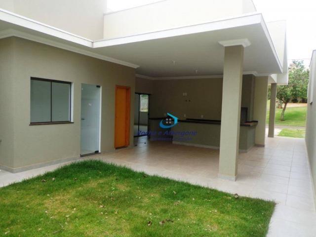 Casa térrea no Condominio Royal Forest. Estuda pegar imóvel no negócio! Londrina/PR - Foto 17