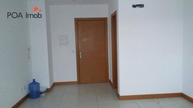 Sala comercial para locação, Boa Vista, Porto Alegre. - Foto 4