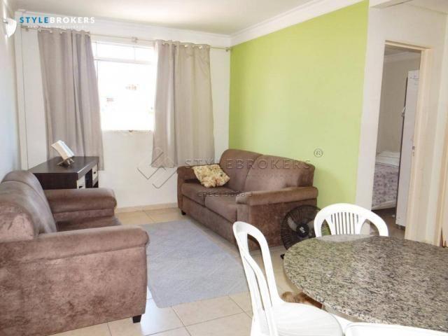 Apartamento no Residencial Paiaguás  com 2 dormitórios à venda, 66 m² por R$ 118.000 - Bai