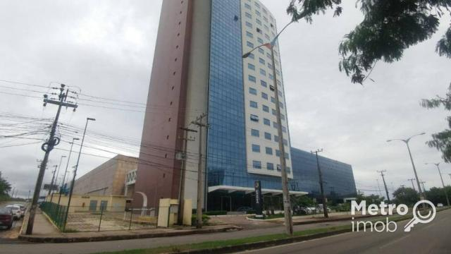 Sala para alugar, 35 m² por R$ 1.400/mês - Jaracaty - São Luís/MA - Foto 3