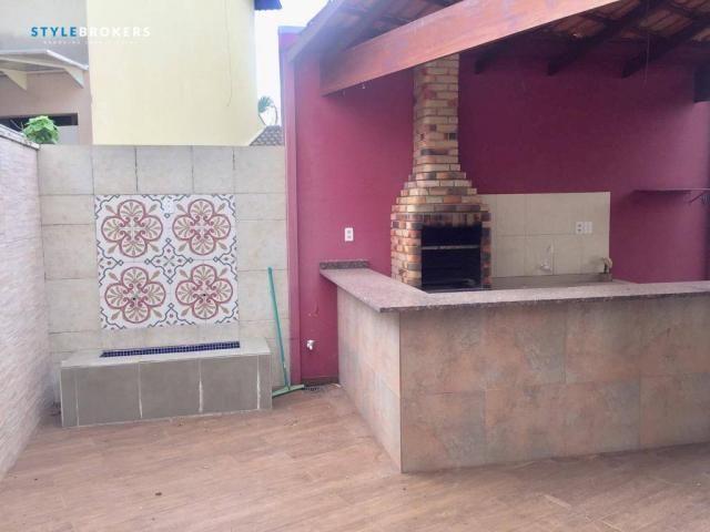 Casa no Condomínio Colina dos Ventos com 3 dormitórios à venda, 119 m² por R$ 359.000 - Ja - Foto 7
