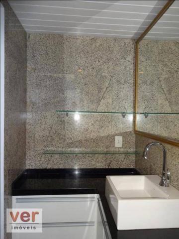 Apartamento com 2 dormitórios à venda, 115 m² por R$ 665.000,00 - Meireles - Fortaleza/CE - Foto 11