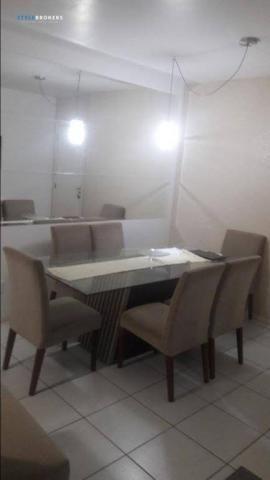 Apartamento no Condomínio Garden Goiabeiras com 3 dormitórios à venda, 67 m² por R$ 275.00 - Foto 4