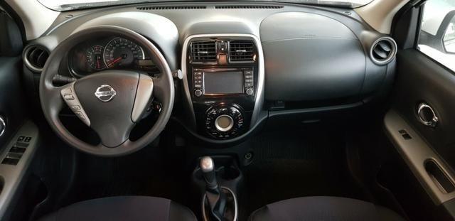 Nissan March sL = Financiamento na hora - Foto 2