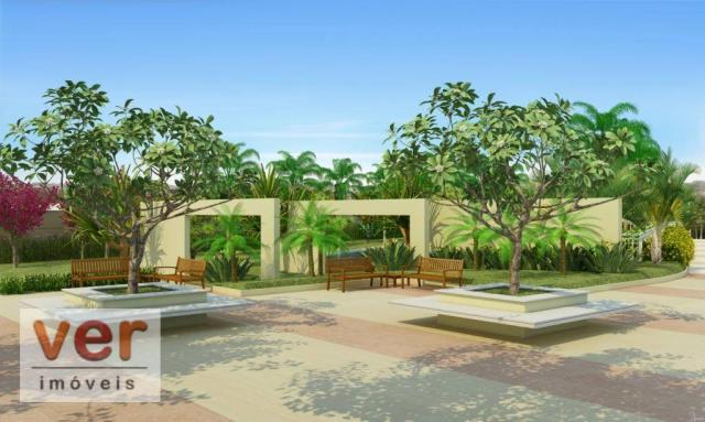 Apartamento com 3 dormitórios à venda, 80 m² por R$ 599.000,00 - Cambeba - Fortaleza/CE - Foto 7