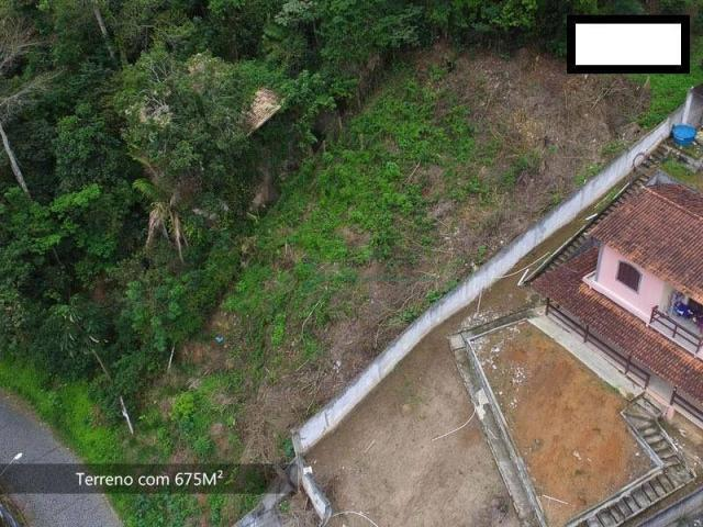 Terreno à venda, 675 m² por R$ 85.000 - Quinta da Barra - Teresópolis/RJ