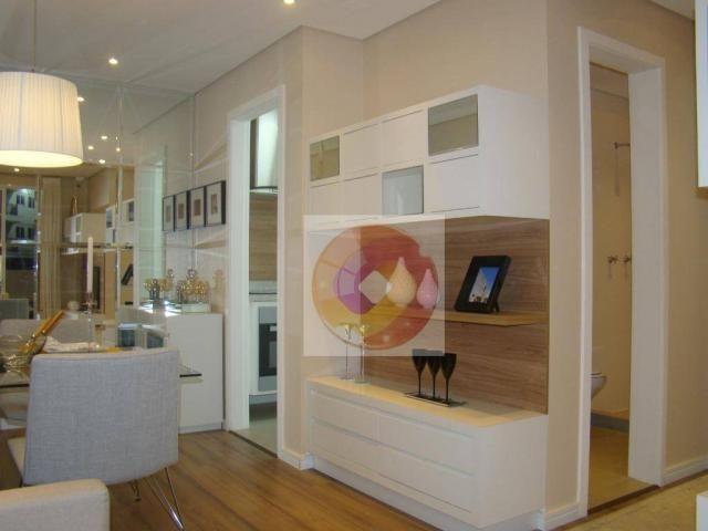 Apartamento com 2 dormitórios à venda, 51 m² por R$ 240.000,00 - Neoville - Curitiba/PR - Foto 20