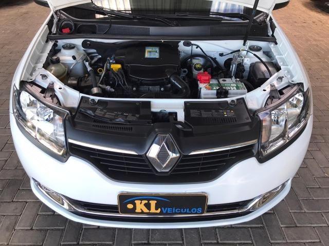Renault- Logan Dynamique 1.6 8v Flex (Impecável, Seminovo) - Foto 11