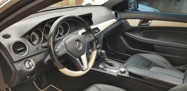 Mercedes C180 1.8 CGI Coupe Turbo 2012 - Foto 8
