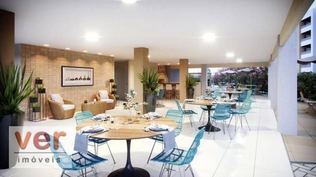 Apartamento à venda, 52 m² por R$ 179.000,00 - Lagoa Redonda - Fortaleza/CE - Foto 19
