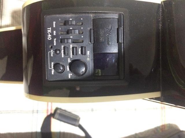 Takamine EG523SC Koreano - Foto 3