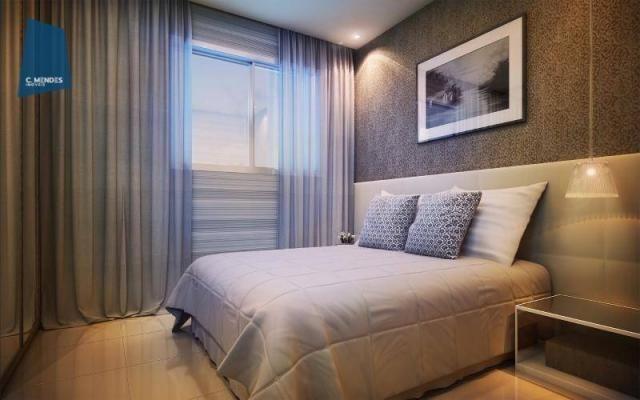 Apartamento à venda, 48 m² por R$ 443.096,80 - Fátima - Fortaleza/CE - Foto 13