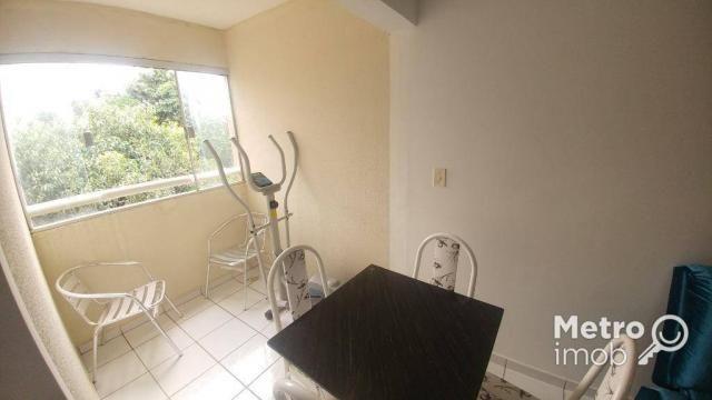 Apartamento com 2 quartos à venda, 52 m² por R$ 145.000 - Turu - São Luís/MA - Foto 4