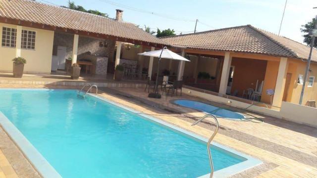 Chácara com 2 dormitórios à venda, 2144 m² por R$ 460.000,00 - Residencial Terras - Álvare