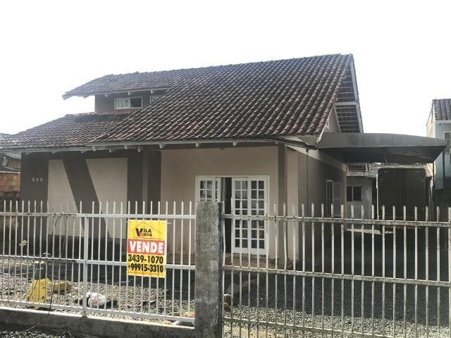 R$ 290.000 Casa a venda no Vila Nova ótima localização - aceita geminado e carro!