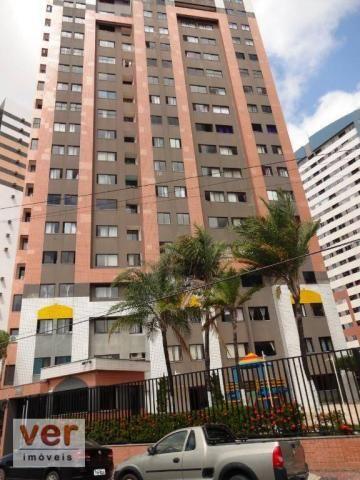 Apartamento com 3 dormitórios para alugar, 74 m² por R$ 800,00/mês - Messejana - Fortaleza