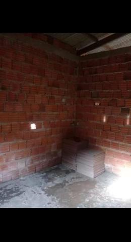 Vendo está casa em construção - Foto 3