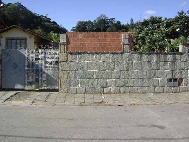 Terreno residencial à venda, Vale do Paraíso, Teresópolis.