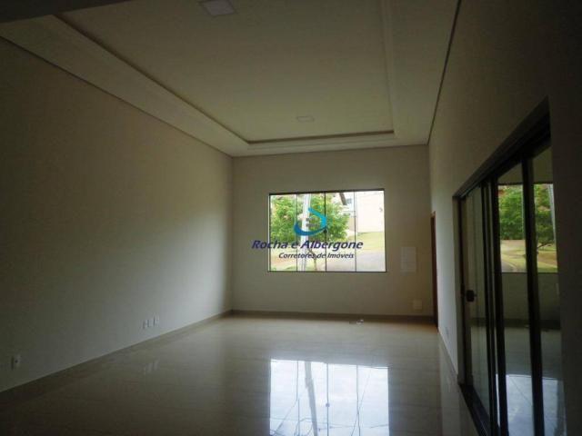 Casa térrea no Condominio Royal Forest. Estuda pegar imóvel no negócio! Londrina/PR - Foto 3