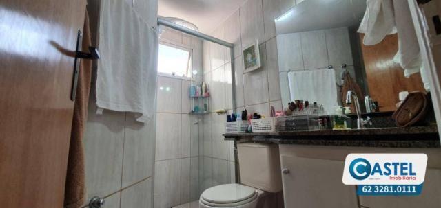 Apartamento com 3 dormitórios à venda, 76 m² por R$ 250.000 - Setor Bela Vista - Goiânia/G - Foto 12