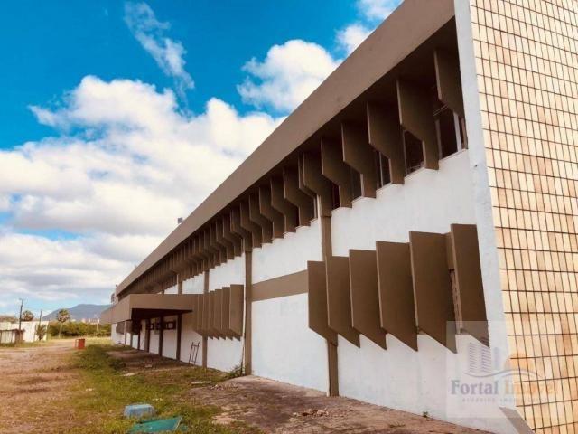 Prédio para alugar, 1440 m² por R$ 21.000/mês - Distrito Industrial - Maracanaú/CE - Foto 3