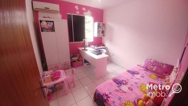 Apartamento com 2 quartos à venda, 52 m² por R$ 145.000 - Turu - São Luís/MA - Foto 14