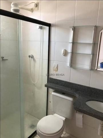 Apartamento com 3 dormitórios à venda, 76 m² por R$ 340.000 - Jatiúca - Maceió/AL - Foto 15