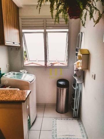 Apartamento com 2 dormitórios à venda, 65 m² por R$ 340.000 - Parque Industrial - São José - Foto 15