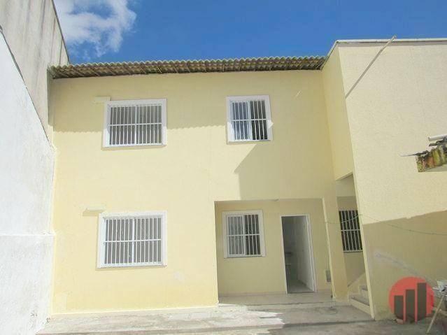Kitnet para alugar, 30 m² por R$ 720,00/mês - Fátima - Fortaleza/CE