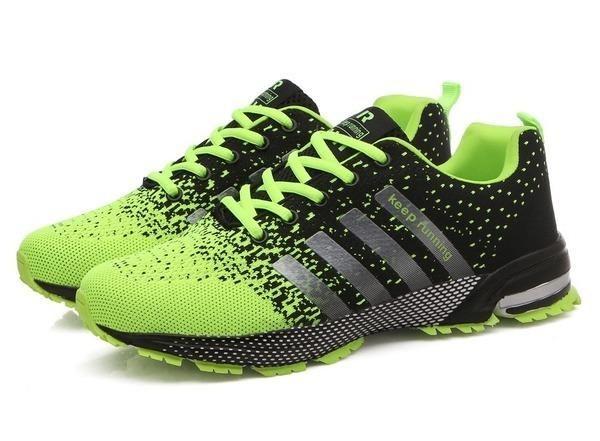 Tênis Training Esporte Keep Running - Foto 4