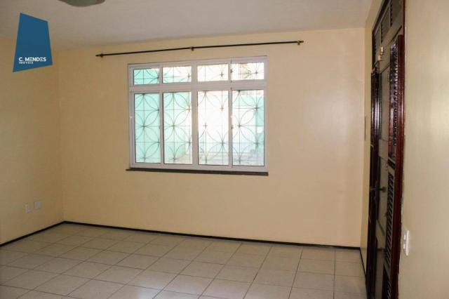 Casa para alugar, 400 m² por R$ 2.200,00/mês - Engenheiro Luciano Cavalcante - Fortaleza/C - Foto 8