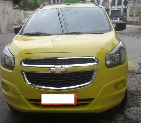 Gm - Chevrolet Spin 17/2018 Vendo tudo taxi+ Aut