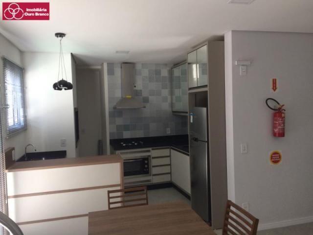 Apartamento à venda com 2 dormitórios em Canasvieiras, Florianopolis cod:1634 - Foto 9