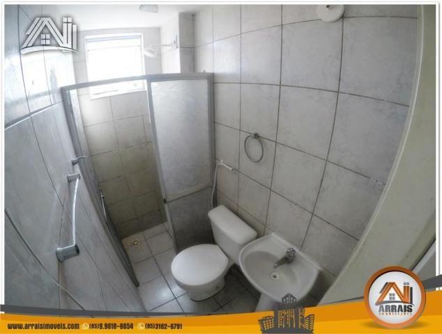 Apartamento com 3 dormitórios à venda, 70 m² por R$ 240.000,00 - Montese - Fortaleza/CE - Foto 11