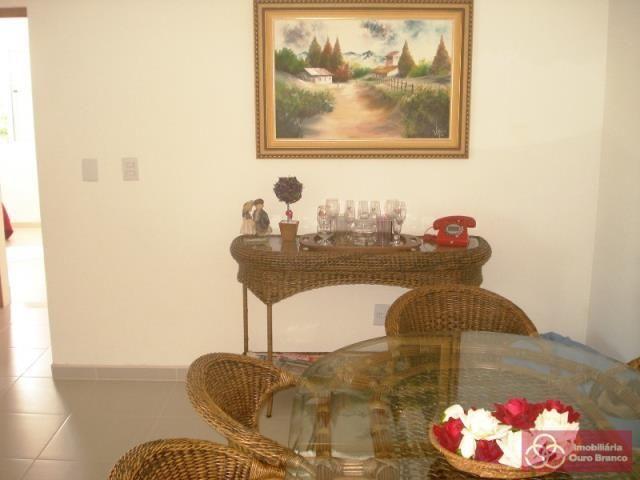 Apartamento à venda com 2 dormitórios em Ingleses do rio vermelho, Florianopolis cod:543 - Foto 14