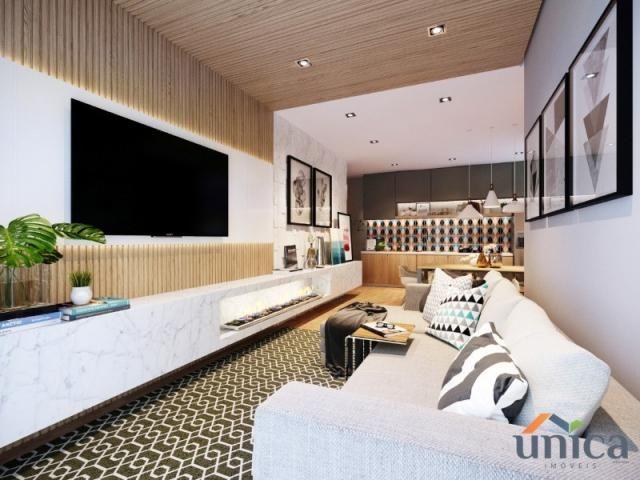 Apartamento à venda com 1 dormitórios em Cascatas, Campo alegre cod:UN01106 - Foto 6