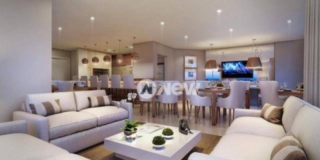 Apartamento com 3 dormitórios à venda, 162 m² por r$ 1.700.000,00 - hamburgo velho - novo