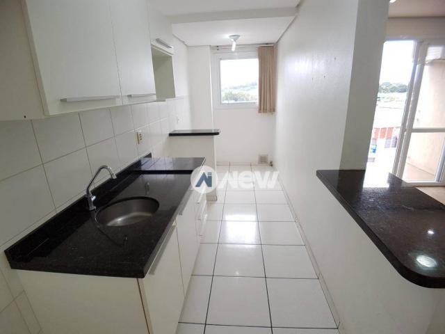 Apartamento com 2 dormitórios à venda, 57 m² por r$ 175.000 - bairro inválido - cidade ine - Foto 8