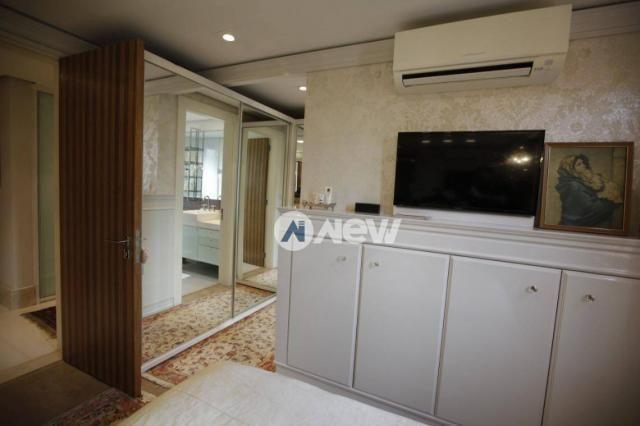 Apartamento com 3 dormitórios à venda, 292 m² por r$ 2.300.000 - centro - novo hamburgo/rs - Foto 10