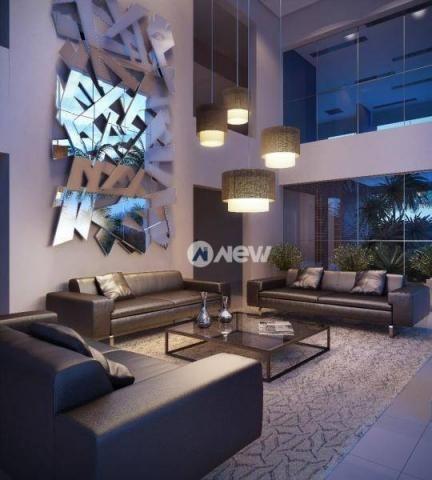 Apartamento com 3 dormitórios à venda, 162 m² por r$ 1.700.000,00 - hamburgo velho - novo  - Foto 6