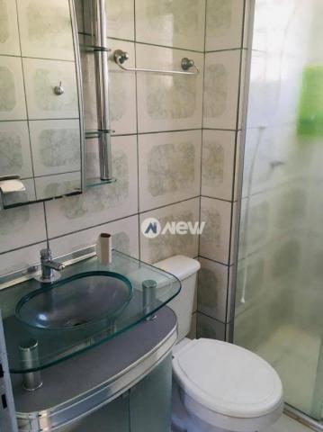 Apartamento com 2 dormitórios à venda, 41 m² por r$ 135.000 - canudos - novo hamburgo/rs - Foto 8