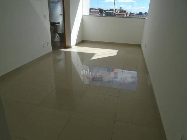 Apartamento com 2 dormitórios à venda, 61 m² por R$ 345.000,00 - Boa Vista - Belo Horizont - Foto 6