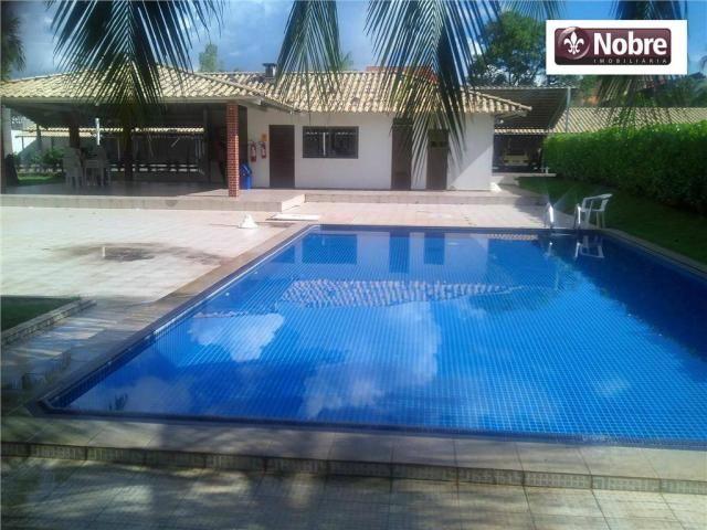 Apartamento com 3 dormitórios para alugar, 112 m² por r$ 1.405,00/mês - plano diretor sul  - Foto 2