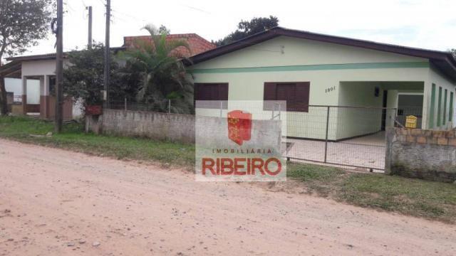 Casa com 3 dormitórios à venda, 170 m² por R$ 200.000 - Coloninha - Araranguá/SC - Foto 2