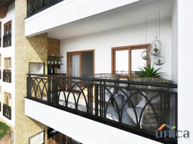 Apartamento à venda com 1 dormitórios em Cascatas, Campo alegre cod:UN01106 - Foto 5
