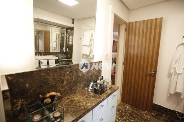Apartamento com 3 dormitórios à venda, 292 m² por r$ 2.300.000 - centro - novo hamburgo/rs - Foto 13