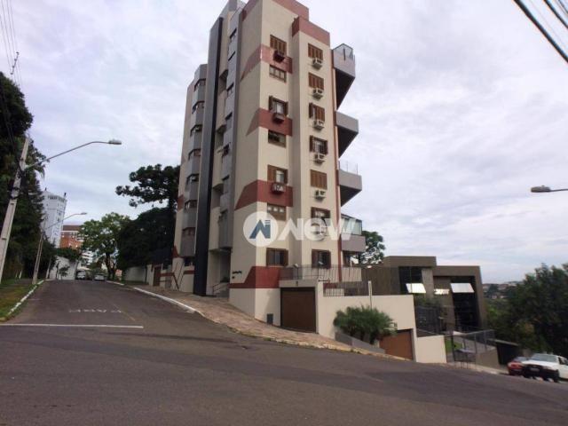 Apartamento com 3 dormitórios à venda, 162 m² por r$ 660.000 - centro - novo hamburgo/rs