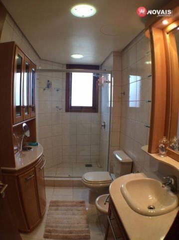 Apartamento com 3 dormitórios à venda, 292 m² por r$ 1.700.000 - centro - novo hamburgo/rs - Foto 17