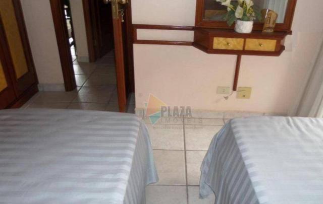 Apartamento com 2 dormitórios para alugar, 90 m² por R$ 3.000,00/mês - Vila Guilhermina -  - Foto 20