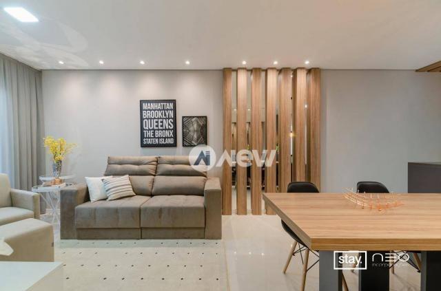 Apartamento à venda, 69 m² por r$ 363.500,00 - rio branco - novo hamburgo/rs - Foto 9
